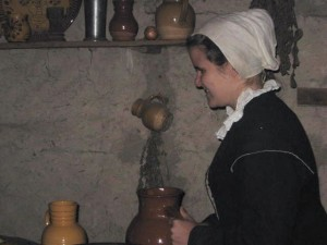 Inside the Pilgrim Home